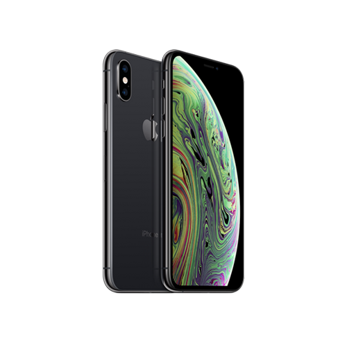Refurbished iPhone XR 256GB Zwart