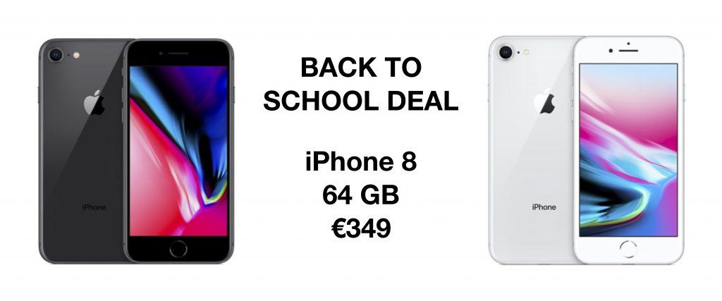 iphone 8 64 gb school deal